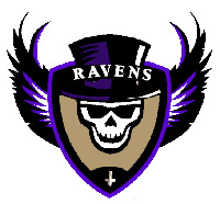 Azgorh Ravens team badge