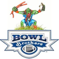 Bowl Brothers team badge