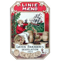 Løiten Liniemænd team badge