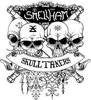 Smellham Skulltakers team badge
